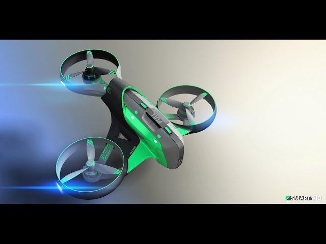 Kameralı Farklı Tasarımlarda 5 Drone