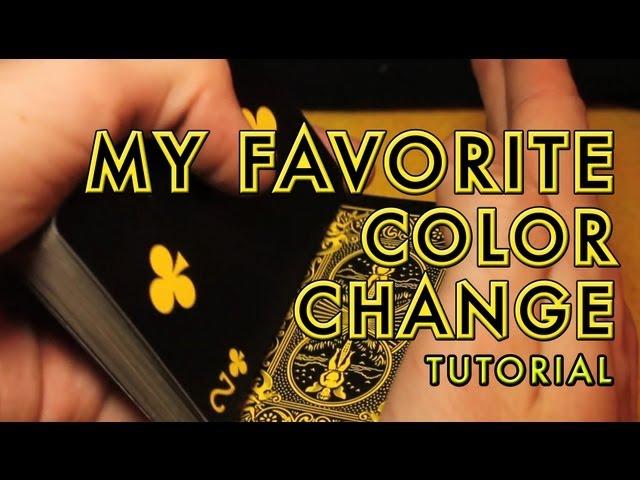 Kart İlizyonu - Renk Değiştirme Tekniği