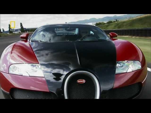 Mega fabrikalar Bugatti Veyron